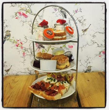 Win an Afternoon Tea this Valentines Day
