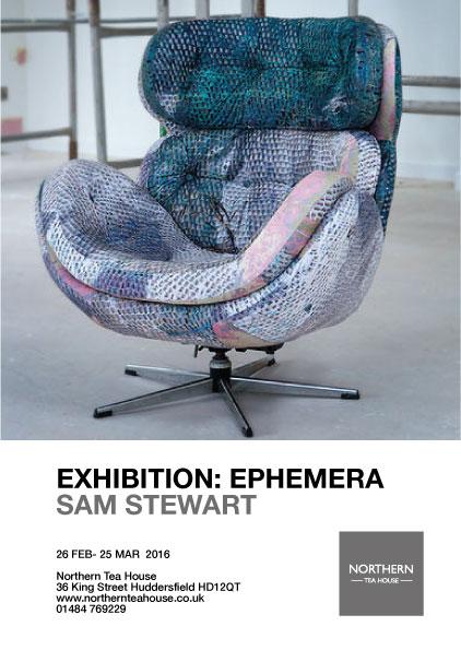 Exhibition – Sam Stewart Textile Artist